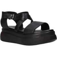 kengät Naiset Sandaalit ja avokkaat Sshady L2204 Musta