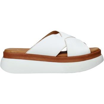 kengät Naiset Sandaalit Sshady L2206 Valkoinen
