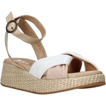kengät Naiset Sandaalit ja avokkaat Sshady L2401 Beige