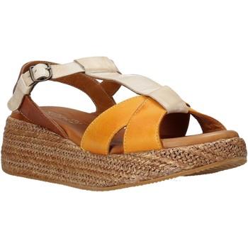 kengät Naiset Sandaalit ja avokkaat Sshady L2404 Ruskea
