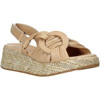 kengät Naiset Sandaalit ja avokkaat Sshady L2406 Beige