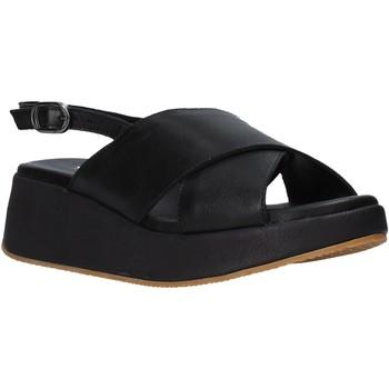 kengät Naiset Sandaalit ja avokkaat Sshady L2410 Musta
