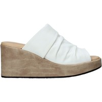 kengät Naiset Sandaalit Sshady L2501 Valkoinen