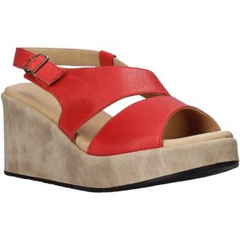 kengät Naiset Sandaalit ja avokkaat Sshady L2502 Punainen