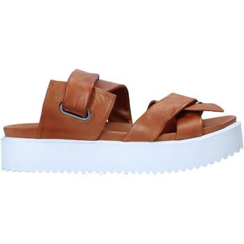 kengät Naiset Sandaalit Sshady MRT343 Ruskea