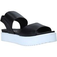 kengät Naiset Sandaalit ja avokkaat Sshady MRT80 Musta
