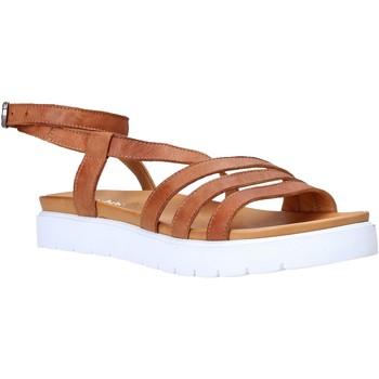 kengät Naiset Sandaalit ja avokkaat Sshady MRT339 Ruskea