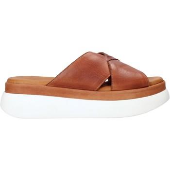 kengät Naiset Sandaalit Sshady L2206 Ruskea