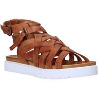 kengät Naiset Sandaalit ja avokkaat Sshady L2306 Ruskea