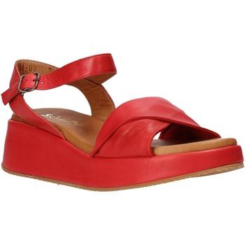 kengät Naiset Sandaalit ja avokkaat Sshady L2402 Punainen
