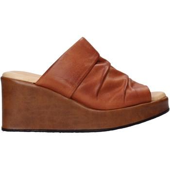 kengät Naiset Sandaalit Sshady L2501 Ruskea