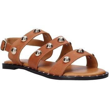 kengät Naiset Sandaalit ja avokkaat Sshady MRT2117 Ruskea