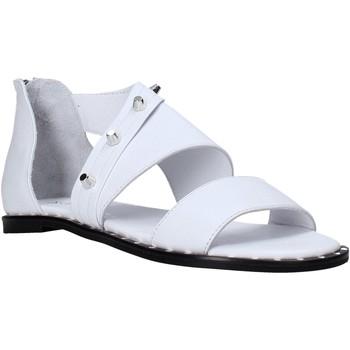 kengät Naiset Sandaalit ja avokkaat Sshady MRT2202 Valkoinen