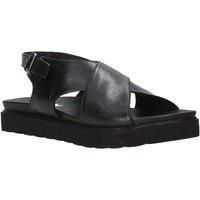 kengät Naiset Sandaalit ja avokkaat Sshady L2301 Musta