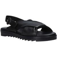 kengät Naiset Sandaalit ja avokkaat Sshady L1403 Musta
