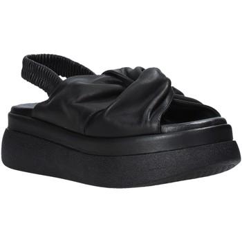 kengät Naiset Sandaalit ja avokkaat Sshady L2210 Musta