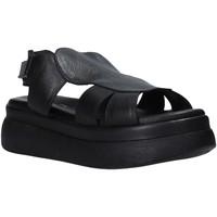 kengät Naiset Sandaalit ja avokkaat Sshady L2213 Musta