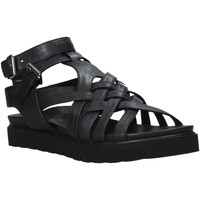 kengät Naiset Sandaalit ja avokkaat Sshady L2306 Musta