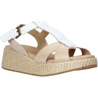 kengät Naiset Sandaalit ja avokkaat Sshady L2404 Beige