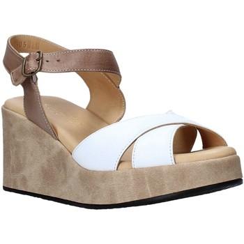 kengät Naiset Sandaalit ja avokkaat Sshady L2503 Valkoinen