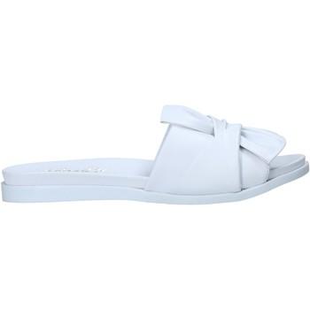 kengät Naiset Sandaalit Sshady MRT231 Valkoinen