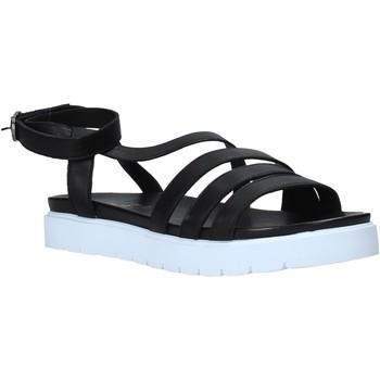 kengät Naiset Sandaalit ja avokkaat Sshady MRT339 Musta