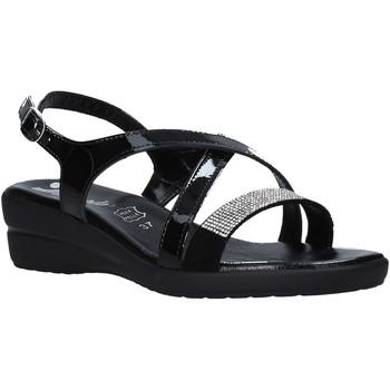 kengät Naiset Sandaalit ja avokkaat Susimoda 243640 Musta
