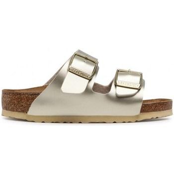 kengät Lapset Sandaalit Birkenstock Arizona Kids BF Kullanväriset