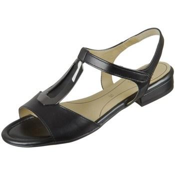 kengät Naiset Sandaalit ja avokkaat Ara Ega S Highoft Mustat