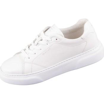 kengät Naiset Matalavartiset tennarit Gant Seacoast Valkoiset