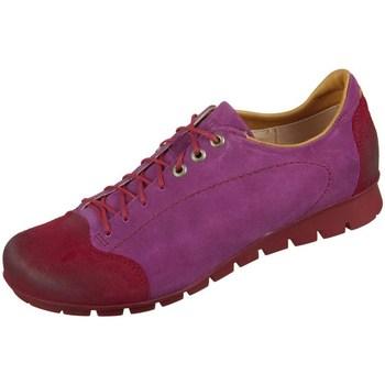 kengät Naiset Matalavartiset tennarit Think Menscha Violetit, Tummanpunainen