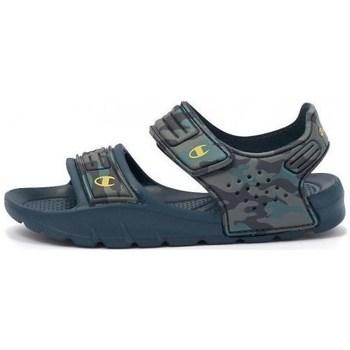 kengät Lapset Sandaalit ja avokkaat Champion Squirt B PS Vihreät