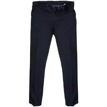 vaatteet Miehet Chino-housut / Porkkanahousut Duke  Indigo