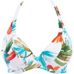 vaatteet Naiset Bikinit Fantasie FS501204 AQE Valkoinen