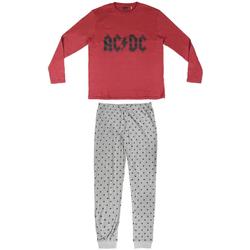 vaatteet Miehet pyjamat / yöpaidat Ac/dc 2200004849 Rojo
