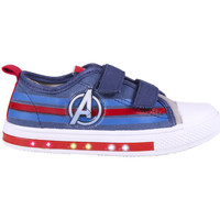kengät Pojat Matalavartiset tennarit Capitan America 2300004712 Azul