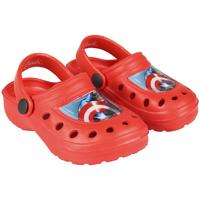 kengät Pojat Puukengät Capitan America 2300004303B Rojo