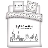 Koti Lapset Pussilakanat Friends 63788 Blanco