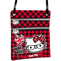 laukut Naiset Olkalaukut Hello Kitty 41563 Rojo