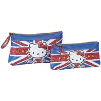 laukut Naiset Pussukat Hello Kitty 45431 Azul