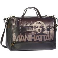 laukut Naiset Käsilaukut Marilyn Monroe 93987 Negro