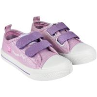 kengät Tytöt Matalavartiset tennarit Peppa Pig 2300004340 Rosa