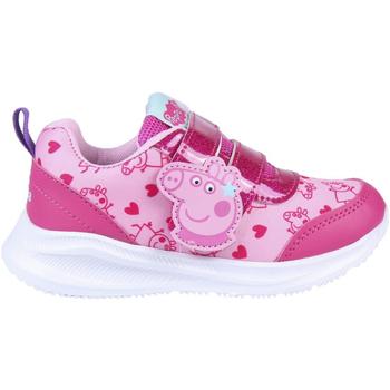 kengät Tytöt Matalavartiset tennarit Peppa Pig 2300004729 Rosa