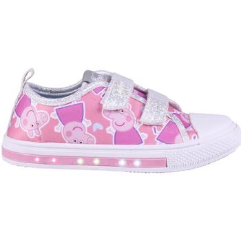kengät Pojat Matalavartiset tennarit Peppa Pig 2300004709 Rosa