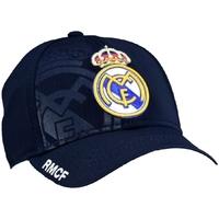 Asusteet / tarvikkeet Miehet Lippalakit Real Madrid RM3GO12 NAVY Azul