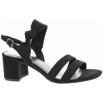kengät Naiset Sandaalit ja avokkaat Marco Tozzi 222830024001 Mustat