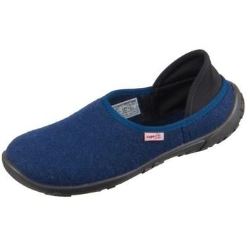 kengät Lapset Tossut Superfit Lucky Tummansininen