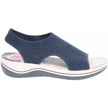 kengät Naiset Sandaalit ja avokkaat Jana 882872836805 Tummansininen