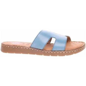 kengät Naiset Sandaalit Jana 882711526843 Vaaleansiniset