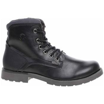 kengät Miehet Bootsit S.Oliver 551520923214 Mustat